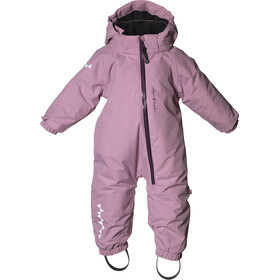 Isbjörn Hardshell Jumpsuit Peuters, dusty pink